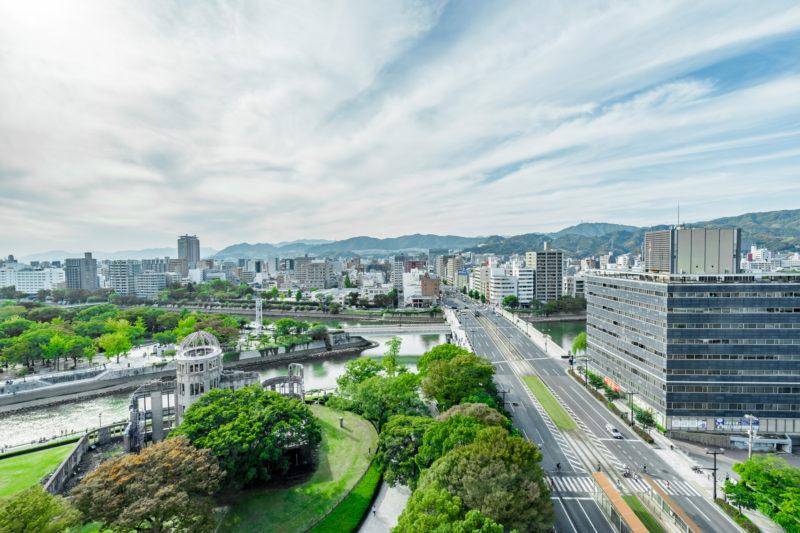 広島の風景(Landscape of Hiroshima)