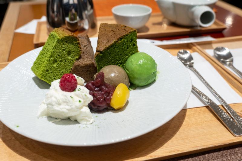 中村藤吉本店 銀座店のデザート(Dessert offered by Nakamura Tokichi Honten Ginza Store)
