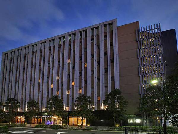 ホテルグレイスリー田町の外観(Exterior of Hotel Gracery Tamachi)