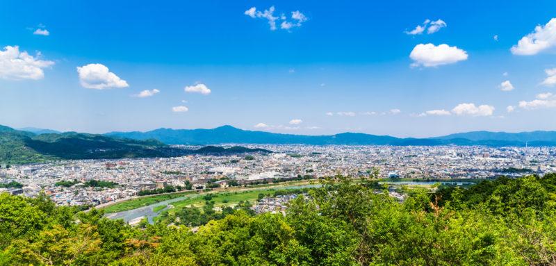 京都の風景(Landscape of Kyoto)