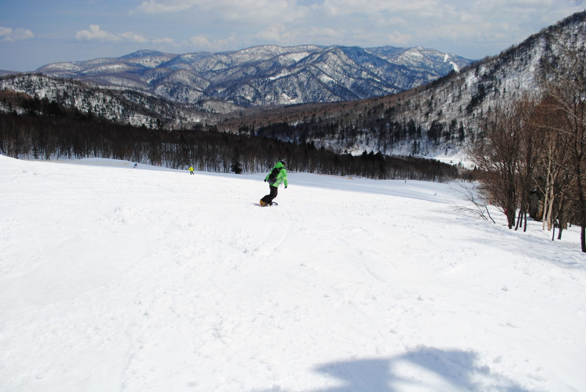 札幌国際スキー場(Sapporo Kokusai Ski Resort)
