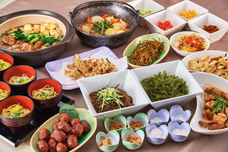 ボンサルーテの朝食(Breakfast offered by Bonsalute)