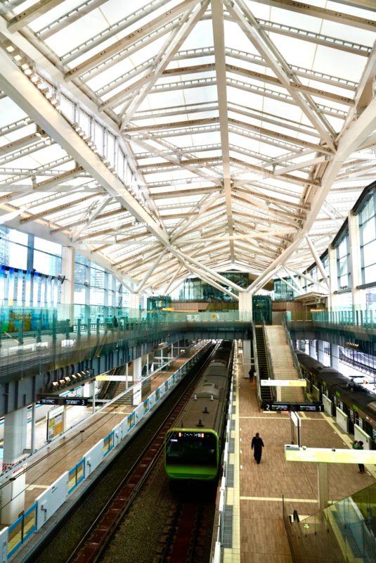 東京に新駅が誕生!和を感じ、近未来を体験できる「高輪ゲートウェイ駅」