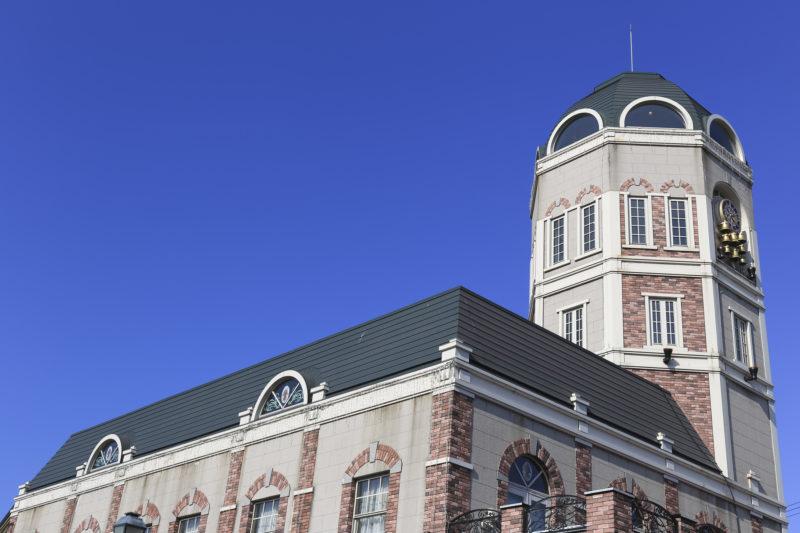 小樽洋菓子舗ルタオ本店の外観(The exterior of Otaru Western Confectionery Shop Le TAO)