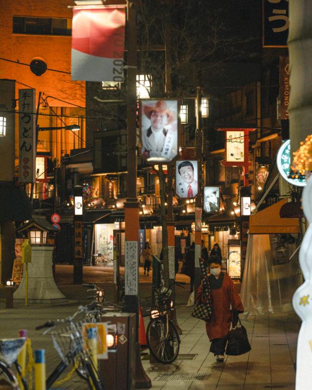 100年以上の歴史を誇る、日本の大衆娯楽文化の発信地「浅草六区通り」
