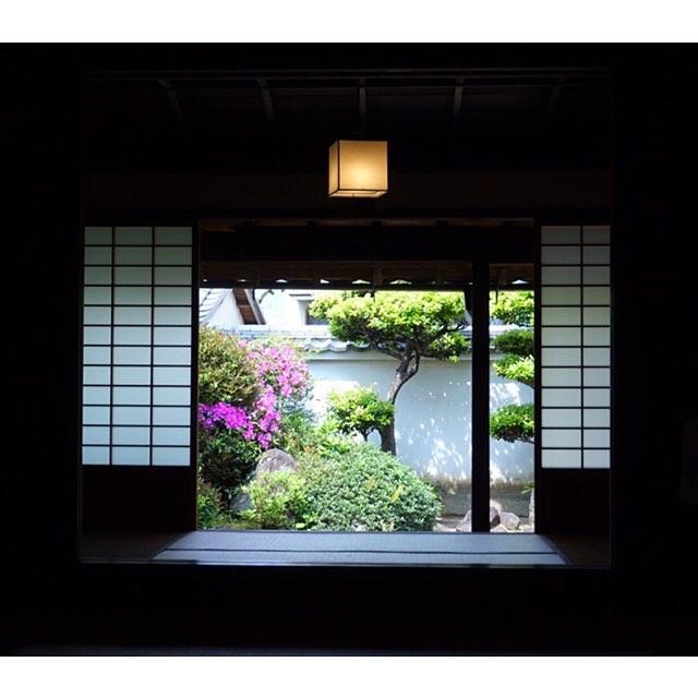 旧和田家住宅の内観(Interior of Wada-ke House)