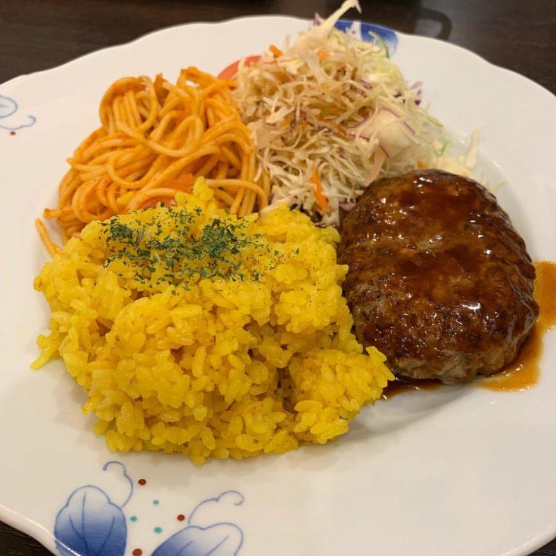 ポルト・カフェのトルコライス(Turkish Rice offered by Porto Cafe)