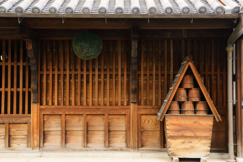 Sake Brewery(酒蔵)