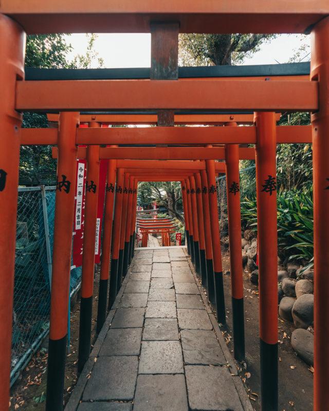 花園稲荷神社(Hanazono Inari Shrine)