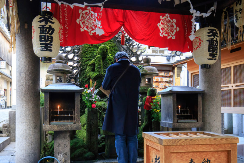 法善寺(Hozenji Temple)