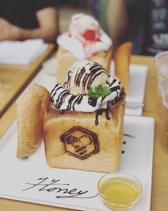 ハニトーカフェ秋葉原店(Honey Toast Cafe Akihabara Shop)
