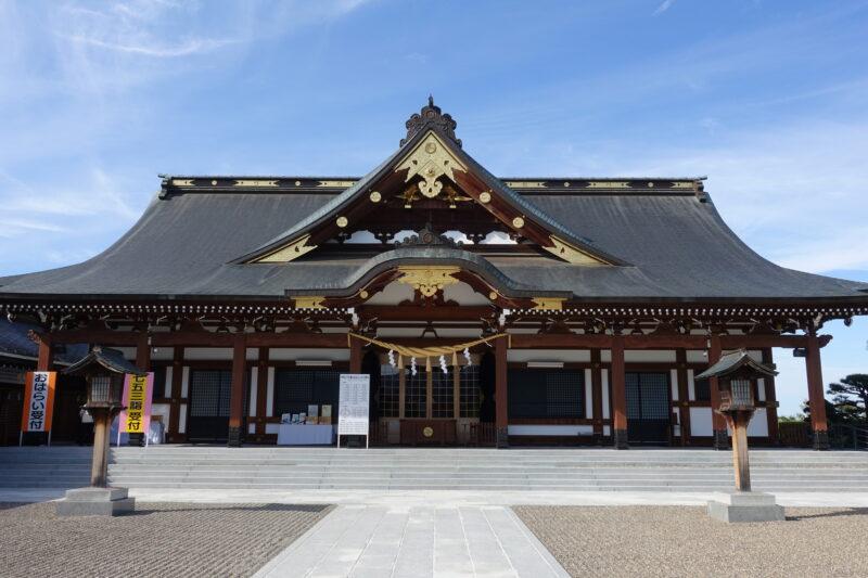 春の山形市散策におすすめ。 〜桜の名所、山形市最古の歴史を有するモダンな建築、日本に3ヶ所のみの古式打毬の開催地を巡る〜