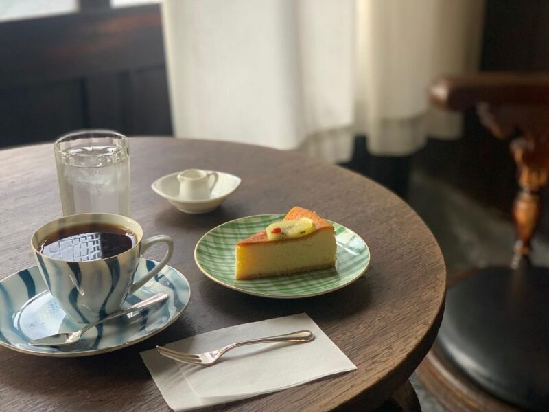 うてな喫茶(Utena Cafe)