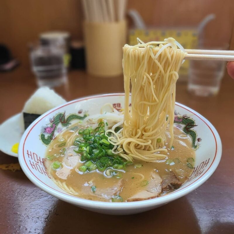 陽気のラーメン(Ramen offered by Yoki)