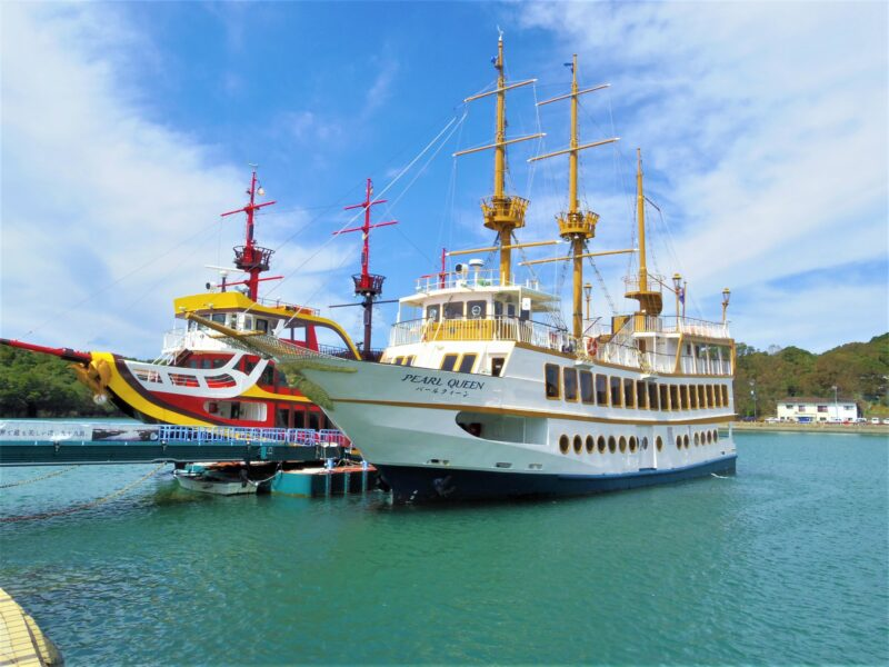 九十九島遊覧船(Kujukushima Cruise)