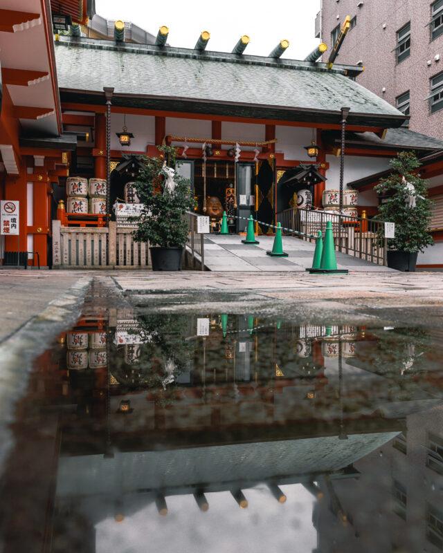 鷲神社本殿(Main Hall of Otori Shrine)