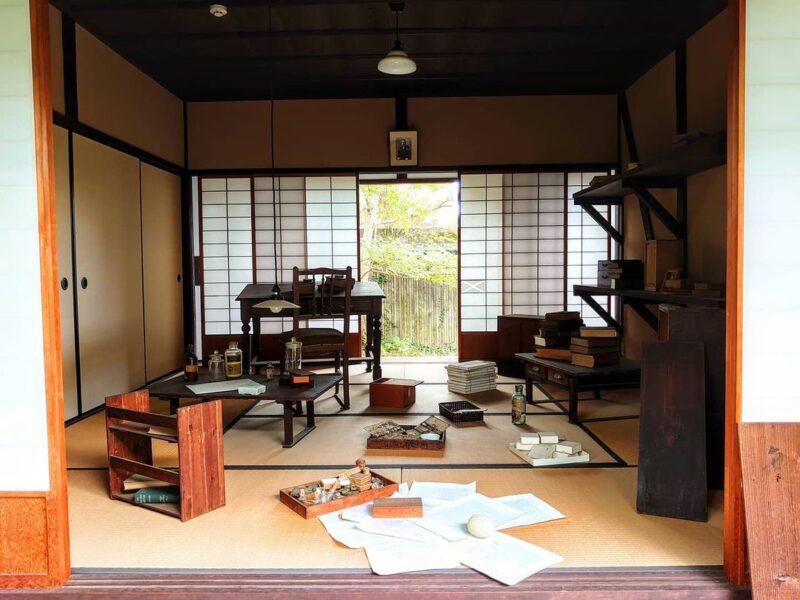 南方熊楠邸(Minamikata Kumagusu Old House)