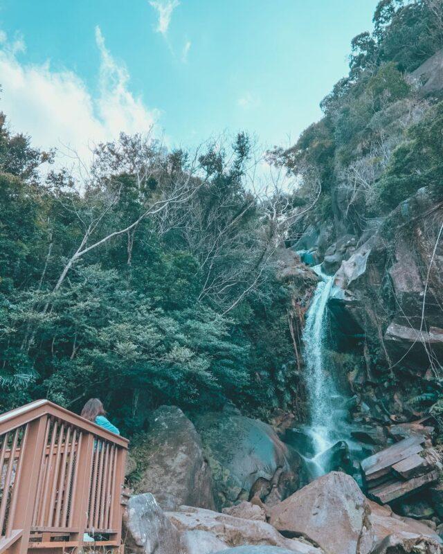 轟の滝(Todorono Falls)