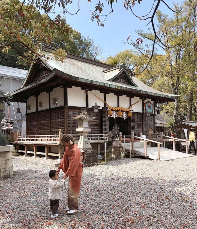 闘鶏神社(Tokei Shrine)