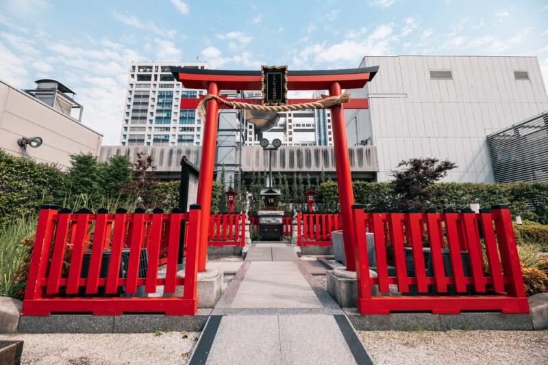 アクアシティお台場神社(AQUA CITY ODAIBA SHRINE)