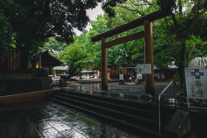 乃木神社(Nogi Shrine)2