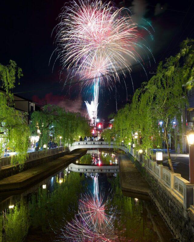 夢花火(Yume Fireworks Festival)