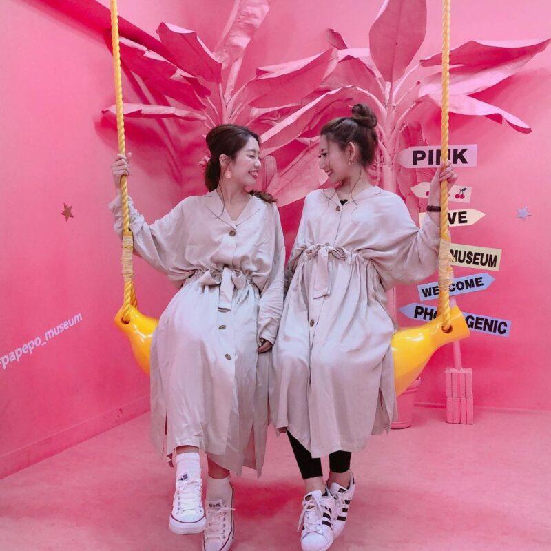 ムービージェニックな仕掛けもあり!ピンク色の体験型アートワールドが広がる「PAPEPO MUSEUM」