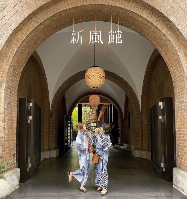 隈研吾が手掛けた京都のランドマーク複合施設、「新風館」のおすすめスポット4選