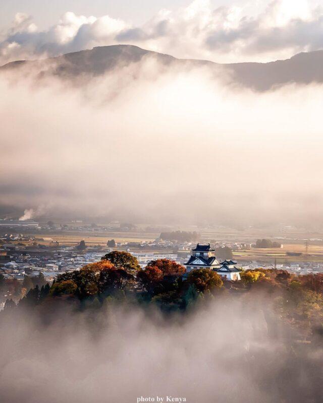 初冬から春先限定の天空の城「越前大野城」周辺を巡る観光ルート